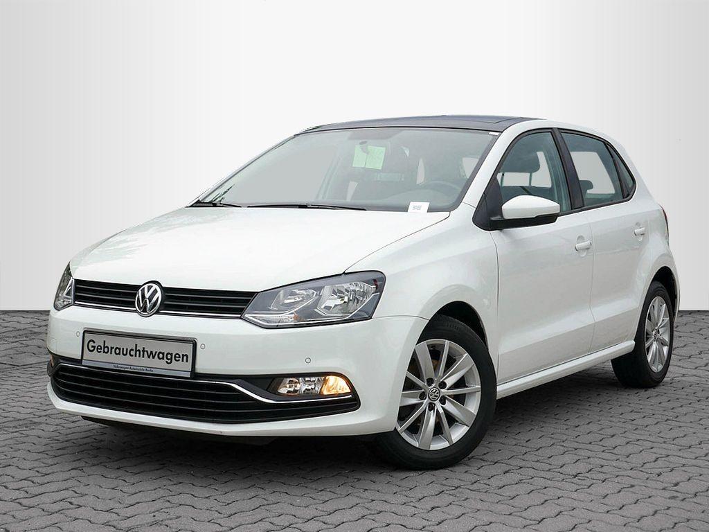 Volkswagen Polo 1.0 Comfortline P-DACH NAVI PDC, Jahr 2016, Benzin