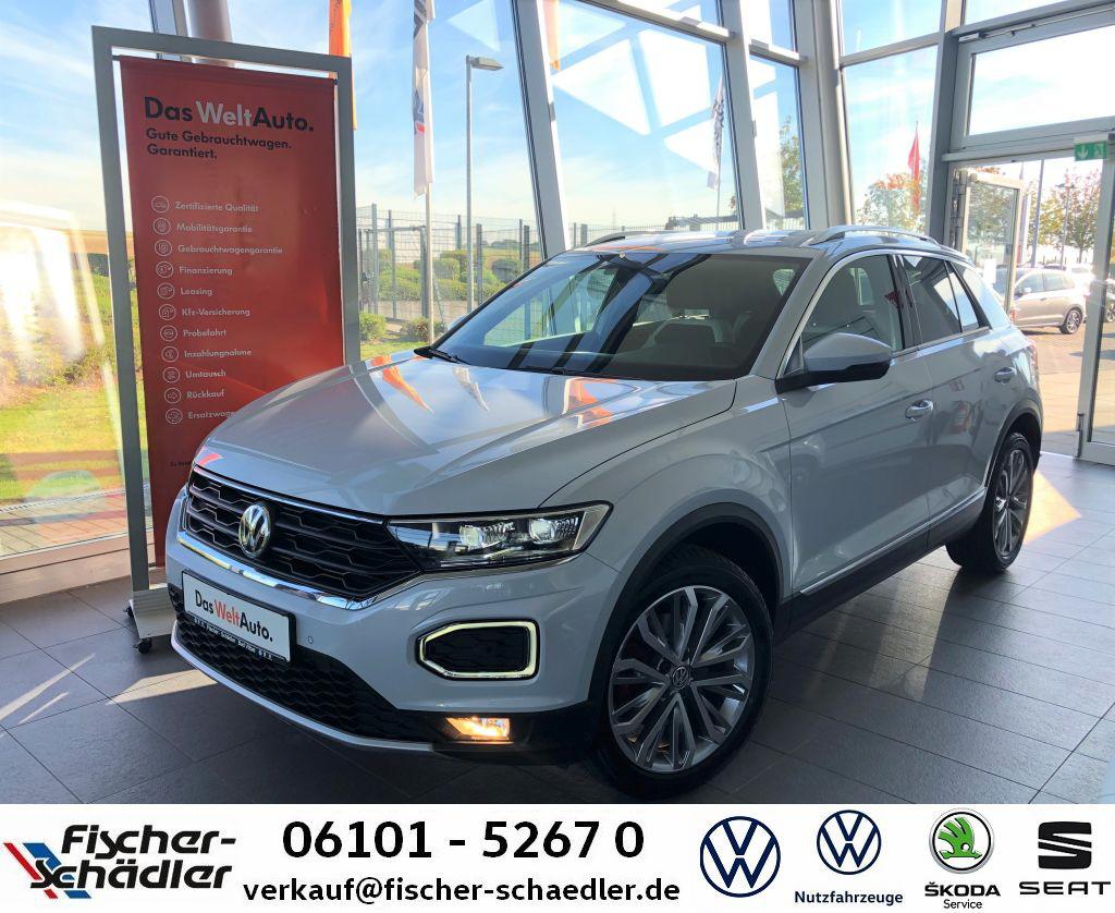 Volkswagen T-ROC Sport 1.5TSI*Navi*LED*RearView*SpurAssis.*, Jahr 2019, Benzin