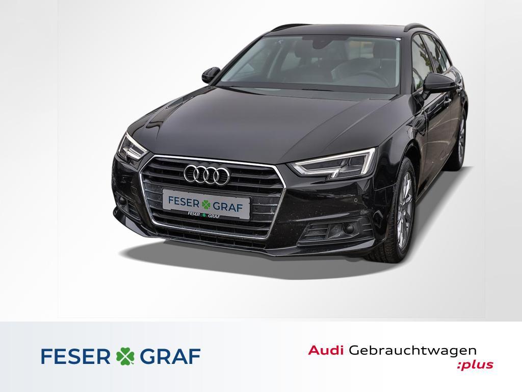 Audi A4 Avant 2.0 TDI S tronic Navi,LED,PDC, Jahr 2018, Diesel