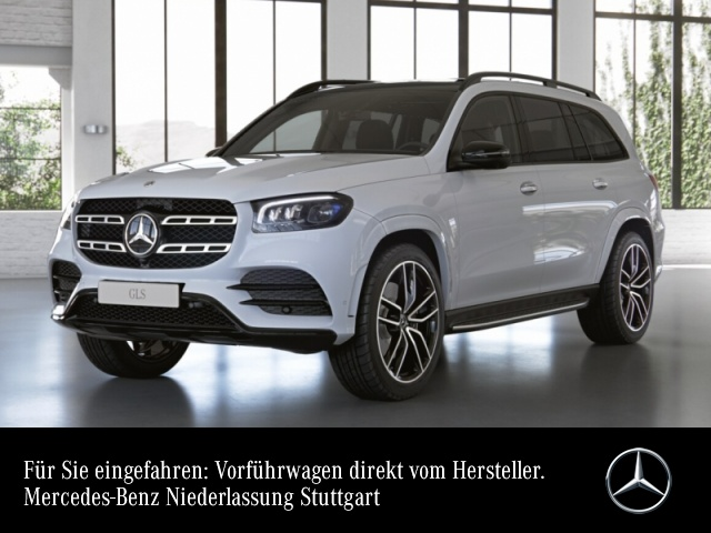 Mercedes-Benz GLS 580 4M AMG Fahrass WideScreen 360° Airmat, Jahr 2021, Benzin