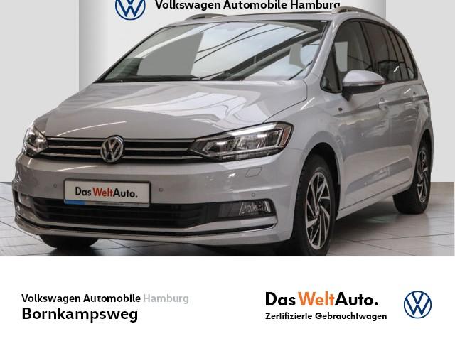 Volkswagen Touran 1.2 TSI Join NAVI/PANO/LED, Jahr 2018, Benzin