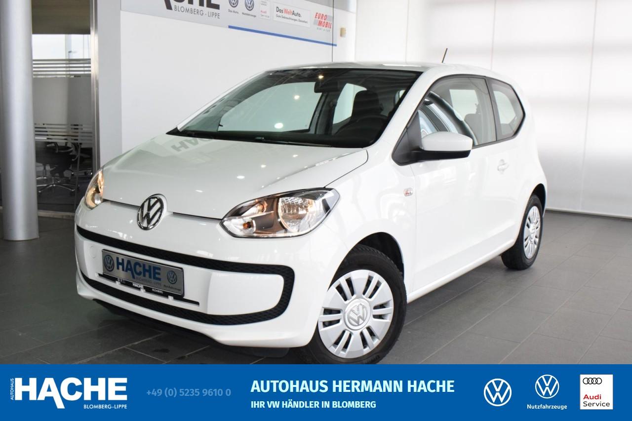 Volkswagen Up! move up! 1.0 KLIMA CD ZV Klima, Jahr 2014, Benzin