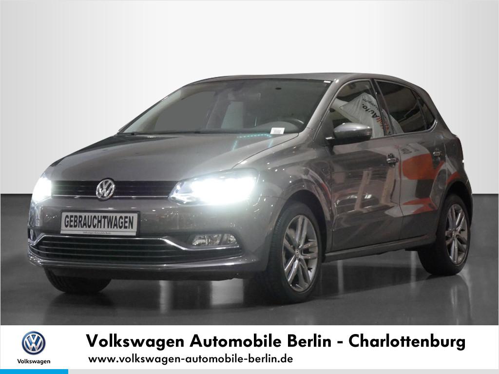 Volkswagen Polo 1.2 TSI Lounge BMT, Jahr 2016, Benzin