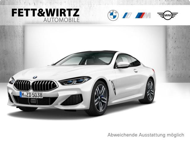 BMW 840d xDrive Coupe MSport Leas. ab 935,- br.o.Anz, Jahr 2020, Diesel