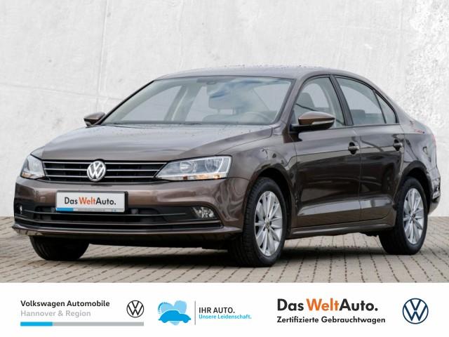 Volkswagen Jetta 2.0 TDI DPF AHK GRA Klima PDC, Jahr 2014, Diesel