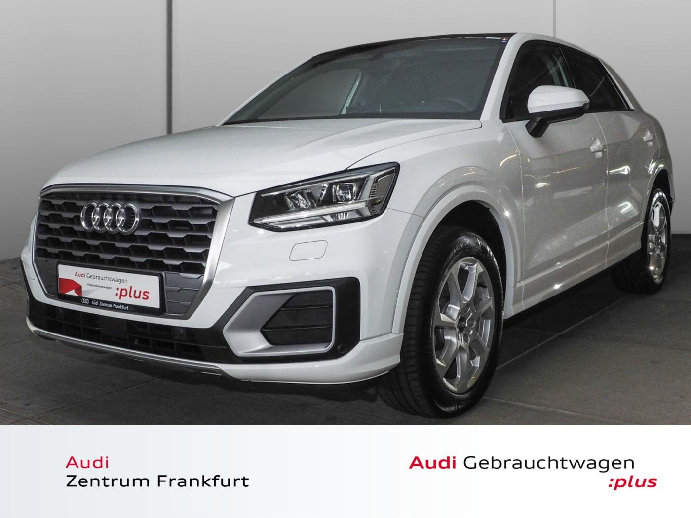 Audi Q2 1.0 TFSI sport Navi VirtualCockpit Panorama L, Jahr 2017, Benzin