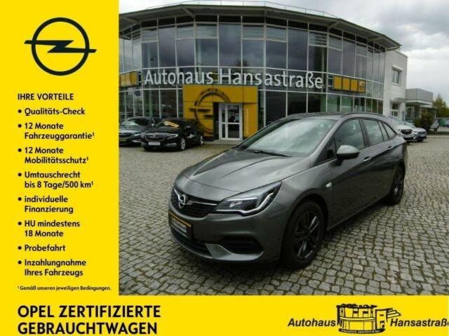 Opel Astra ST 1.2 Turbo 96kW Edition WINTERPAKET, Jahr 2020, Benzin