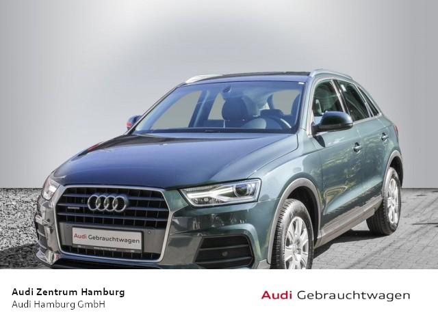 Audi Q3 2,0 TDI quattro S tronic NAVI KAMERA LEDER, Jahr 2018, Diesel