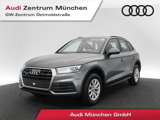 Audi Q5 2.0 TDI qu. HUD Virtual Standhz. AHK Assistenz Navi R-Kamera S tronic, Jahr 2017, Diesel