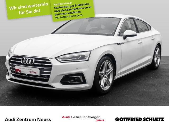 Audi A5 Sportback 2.0 TDI S-tronic S-line NAVI SHZ XEN Sport, Jahr 2018, Diesel