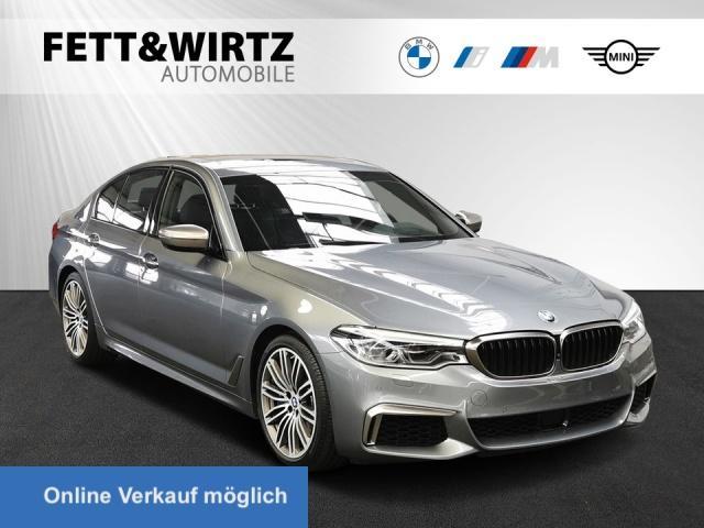 BMW M550i xDrive GSD Komforts.+Lüft. NightVis. DA+, Jahr 2017, Benzin