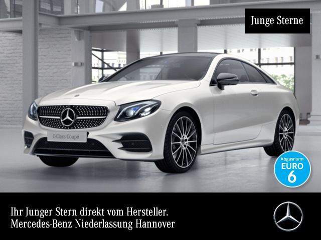 Mercedes-Benz E 300 Cp. AMG designo WideScreen 360° Pano COMAND, Jahr 2017, Benzin