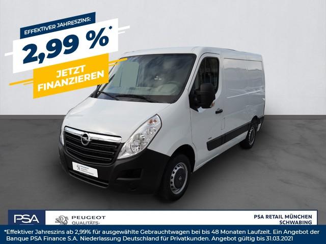 Opel Movano 2.3 CDTI L1H1 Automatik DPF AHK KLIMA Holzboden, Jahr 2016, Diesel