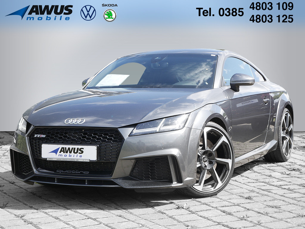 Audi TT RS Coupe 2.5 TFSI quattro, Jahr 2018, Benzin