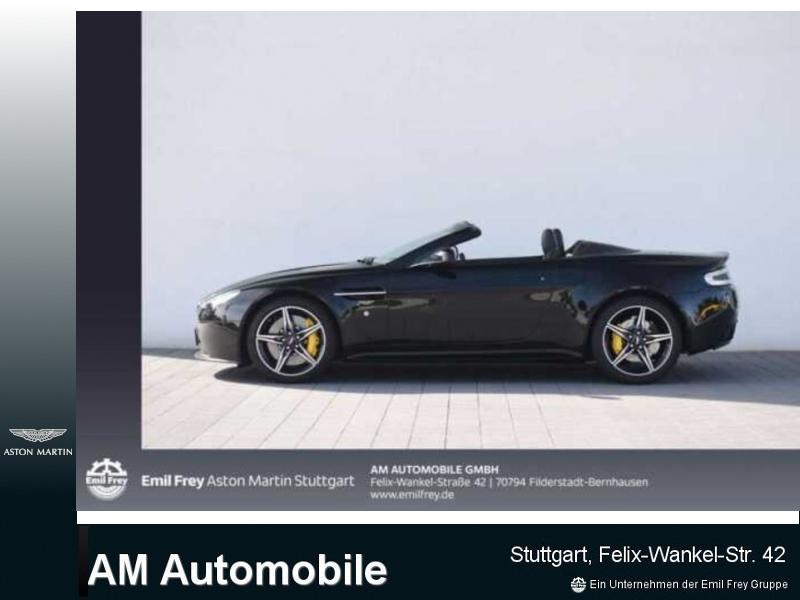 Aston Martin V8 Vantage N430 Roadster Sportshift, Jahr 2016, petrol