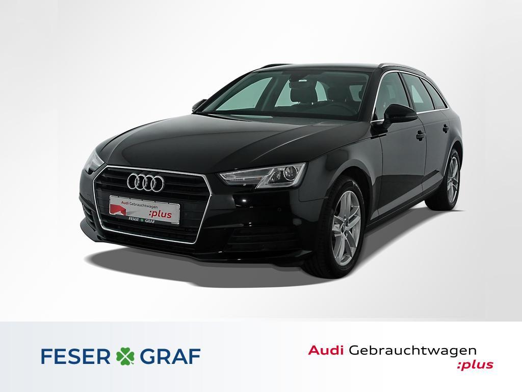 Audi A4 Avant 2.0 TDI S tronic Leder,Navi,PDC, Jahr 2018, Diesel