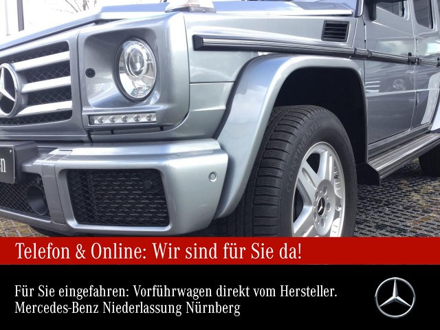 Mercedes-Benz G 350 d Stdhzg Sportpak Harman Distr. COMAND SHD, Jahr 2018, Diesel