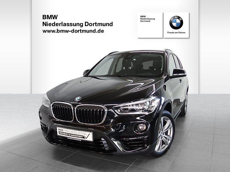 BMW X1 sDrive18i Sport Line, Jahr 2017, Benzin