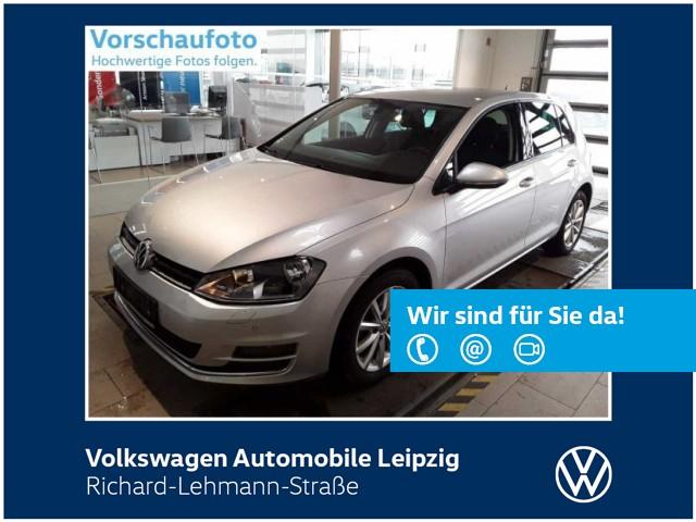"""Volkswagen Golf VII """"Allstar"""" 1.2 TSI BMT *PDC*GRA*SHZ*, Jahr 2016, petrol"""