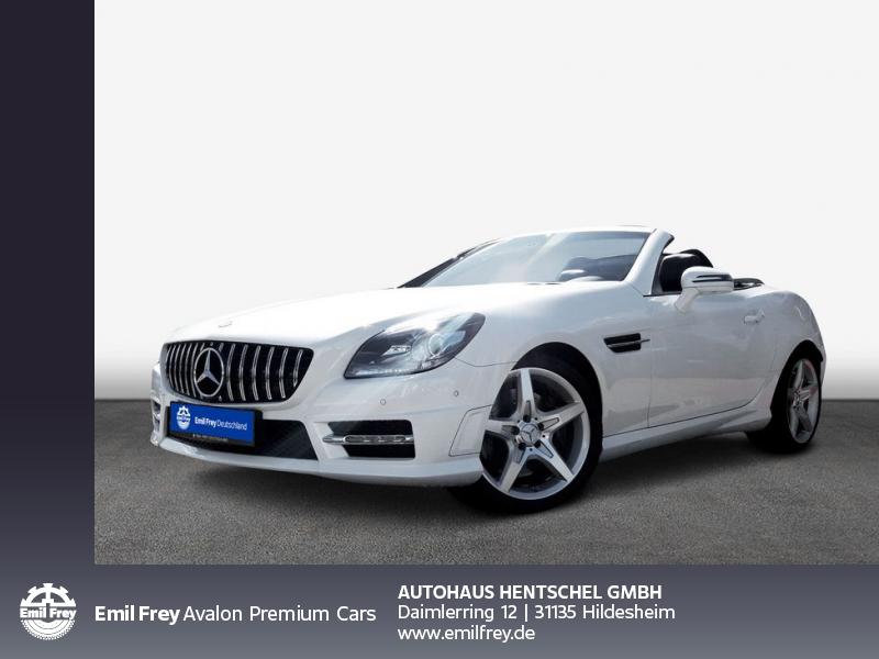 Mercedes-Benz SLK 200, Jahr 2016, Benzin