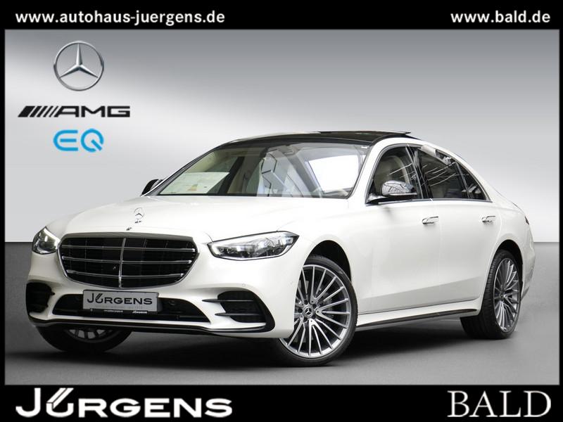 Mercedes-Benz S 500 4M lang AMG/21/3D/Fahrassist/Pano/, Jahr 2021, Benzin