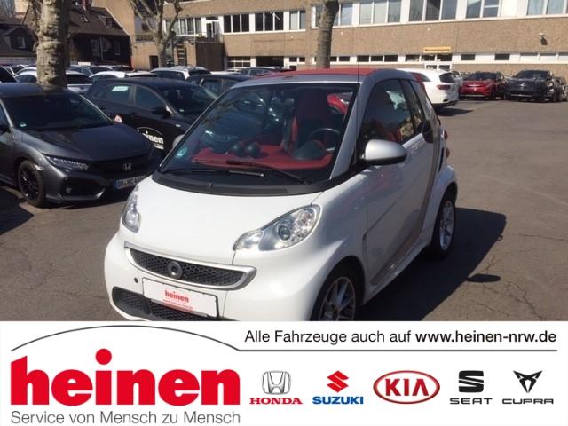 smart fortwo cabrio mhd Passion KLIMA ZF CD/MP3, Jahr 2012, Benzin