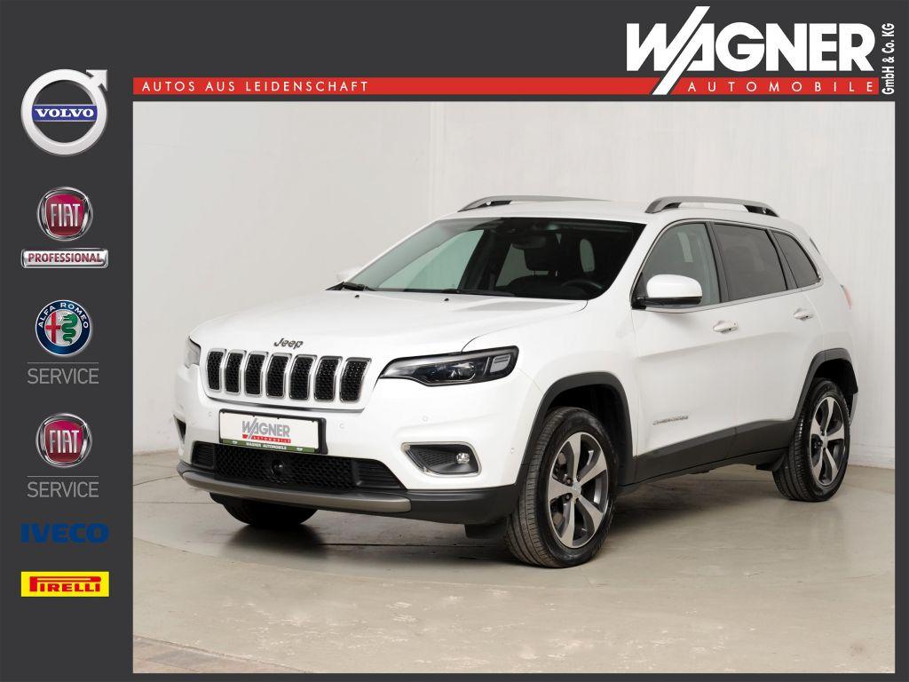 Jeep Cherokee 2.2 MJ Automatik Limited *Navi * Klima*, Jahr 2019, Diesel