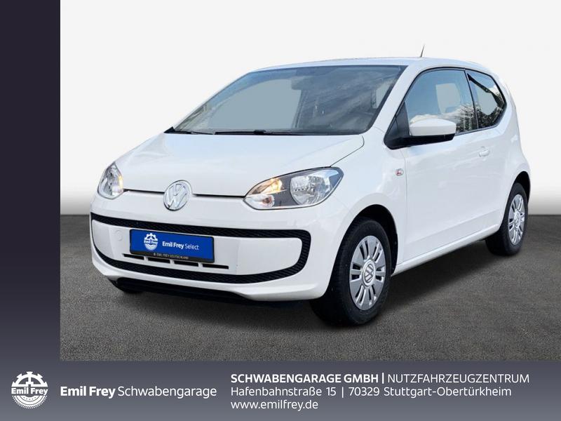 Volkswagen up! move up! KLIMA BT-RADIO MP3 EL.FENSSERHEBER, Jahr 2014, Benzin