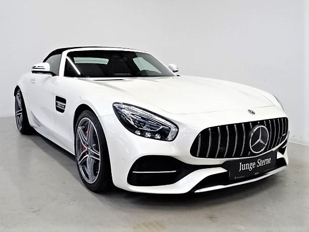 Mercedes-Benz AMG GT C Roadster /Perf-Abga./Distronic/Comand/, Jahr 2019, Benzin