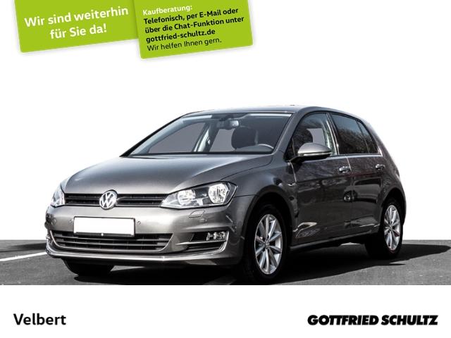 Volkswagen Golf 1.4 LOUNGE NAVI SHZ GRA PDC, Jahr 2016, Benzin