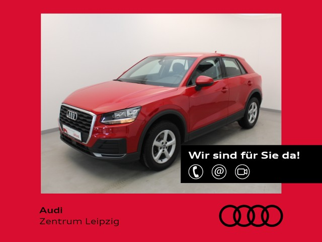 Audi Q2 1.4 TFSI basis *NAVI*Connect*, Jahr 2017, Benzin