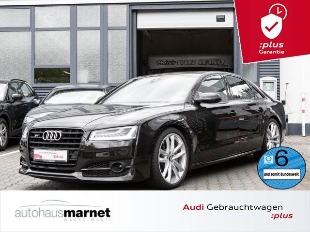 Audi S8 plus 4.0 TFSI quattro Navi Matrix HUD Bose Umgebungskameras Standheizung 8-Gang, Jahr 2016, Benzin