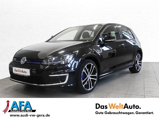 Volkswagen Golf VII GTE 1,4 TSI DSG AHK*LED*ACC, Jahr 2016, Hybrid