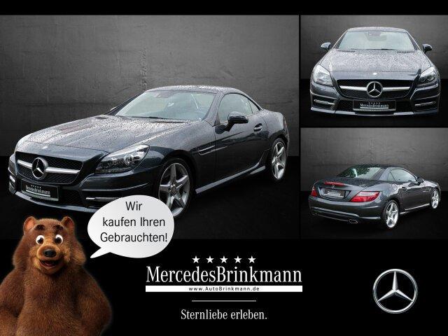 Mercedes-Benz SLK 250 CDI Roadster AMG Line/Navi/Panorama/Xeno, Jahr 2014, Diesel
