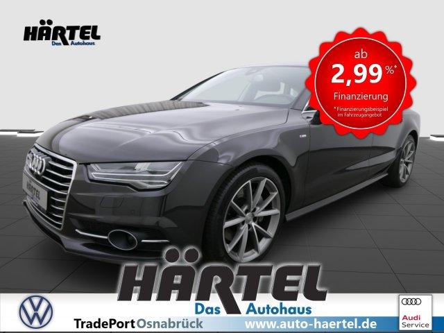 Audi A7 SPORTBACK S-LINE QUATTRO V6 TDI S TRONIC (+EURO, Jahr 2016, Diesel