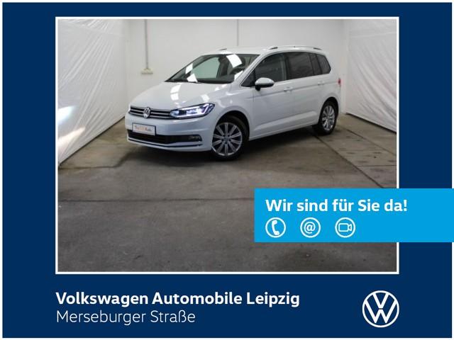 Volkswagen Touran 2.0 TDI Highline *LED*ACC*Navi*DAB+*, Jahr 2019, Diesel