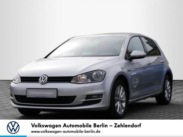 Volkswagen Golf VII 1.2 TSI DSG Lounge Navi PDC Winterpaket, Jahr 2015, Benzin