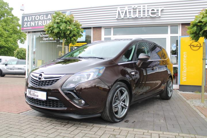 Opel Zafira 2.0 D (CDTi ecoFLEX) Start/Stop Innovation, Jahr 2016, Diesel
