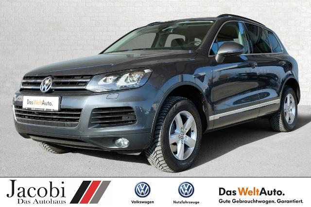 Volkswagen Touareg 3.0TDI,AHK,Navi,Xenon,Leder,DynamicLight, Jahr 2014, Diesel