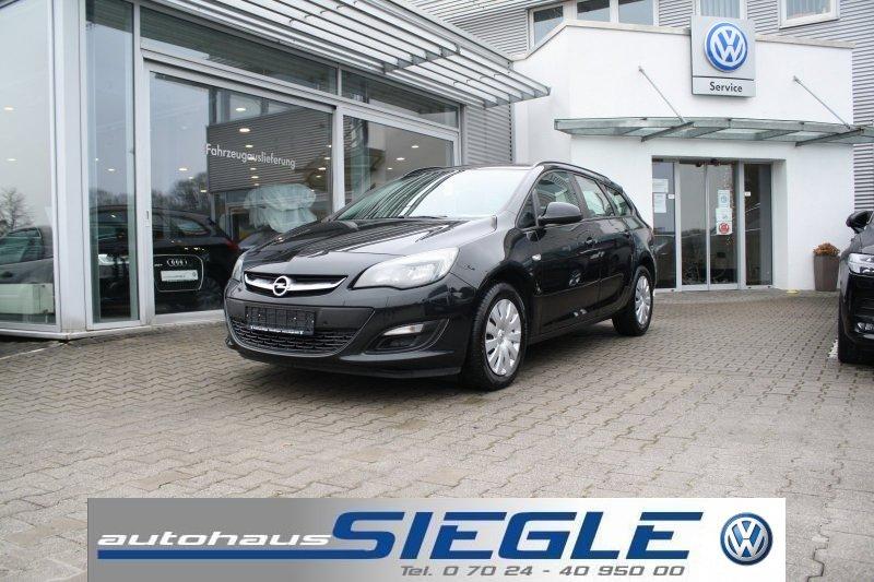 Opel Astra 2.0 CDTI Sports Tourer Edition Navi Automatik, Jahr 2015, Diesel