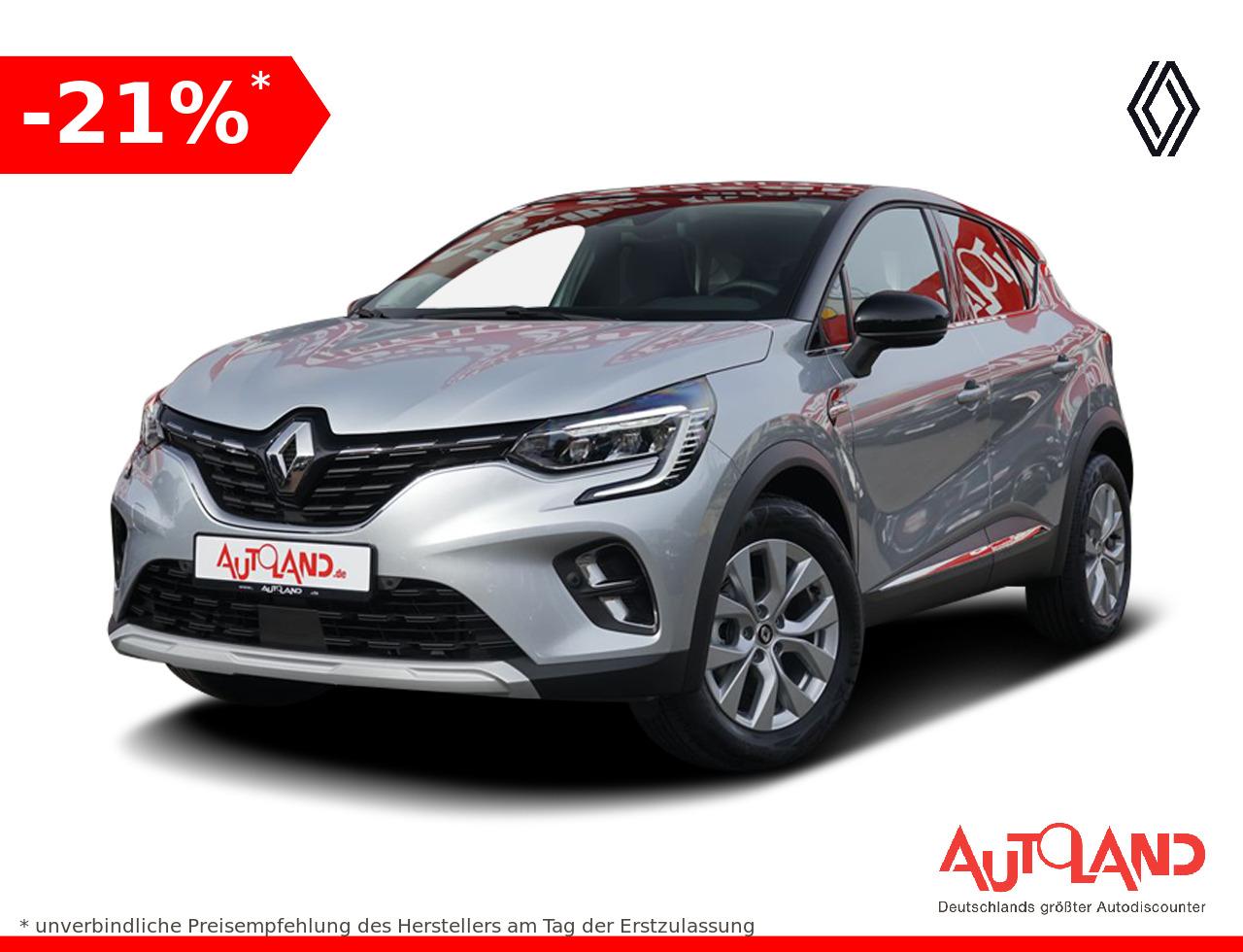 Renault Captur, Jahr 2021, Benzin