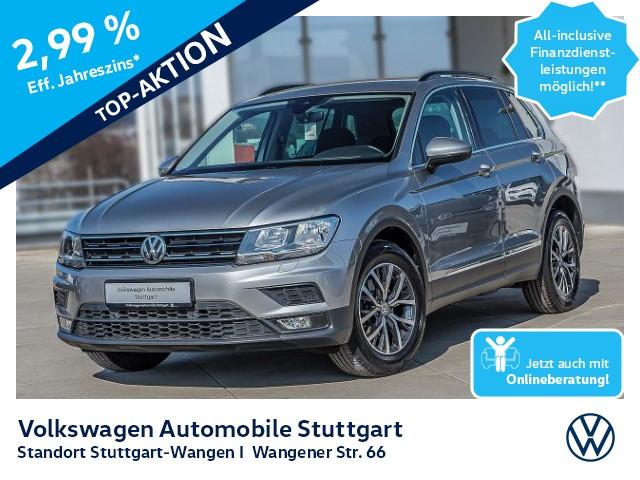 Volkswagen Tiguan Comfortline 1.4 TSI Navi PDC SHZ, Jahr 2017, Benzin