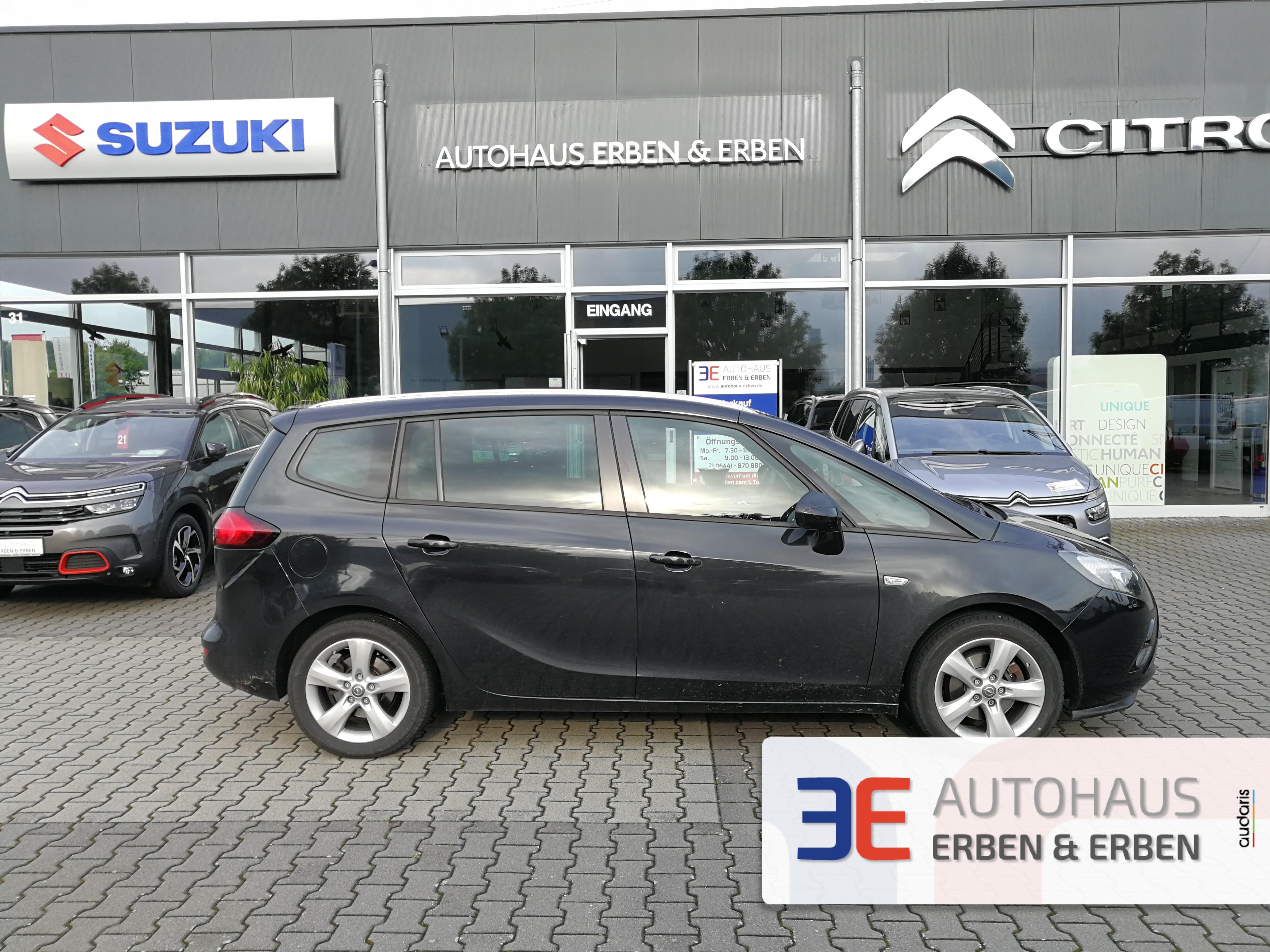 Opel Zafira C Tourer Style, Jahr 2015, Benzin