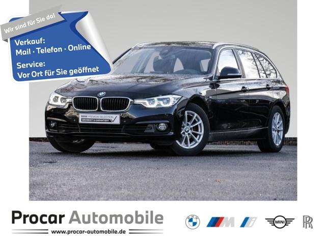 BMW 320i TouringAdvantage Navi Business Klimaaut LED, Jahr 2017, Benzin