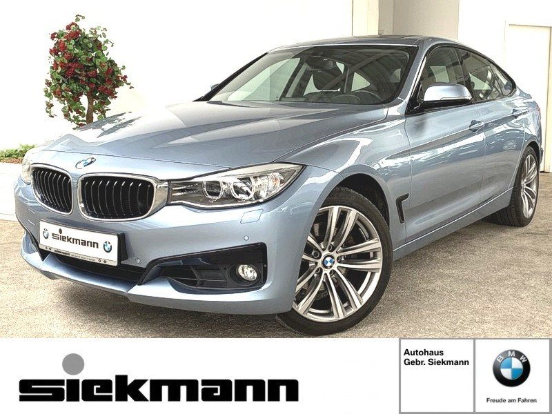 BMW 330d xDrive Gran Turismo Sport Head-Up Standhzg. RFK BT, Jahr 2014, Diesel