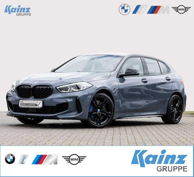 BMW M135i xDrive M Sportsitze/ Komfortzugang/ Klima/ Wireless Charging/ LED, Jahr 2020, Benzin