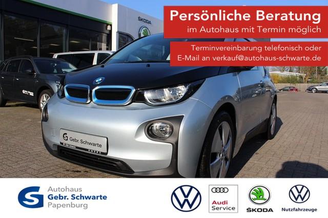 BMW i3 i3 Comfort NAVI+PDC+KLIMA, Jahr 2015, Elektro