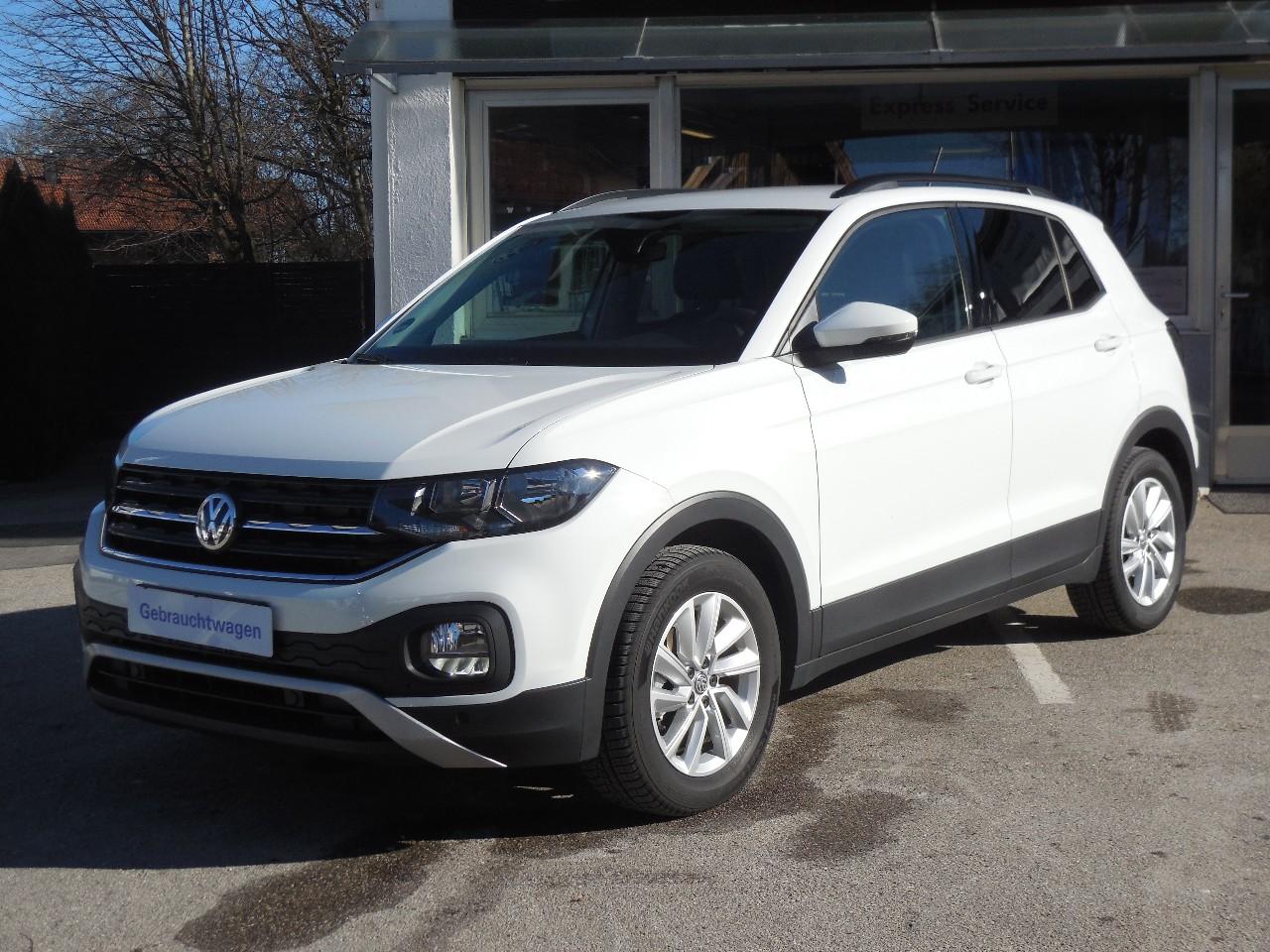 Volkswagen T-Cross Life TSI 1,0 70KW, Jahr 2019, Benzin