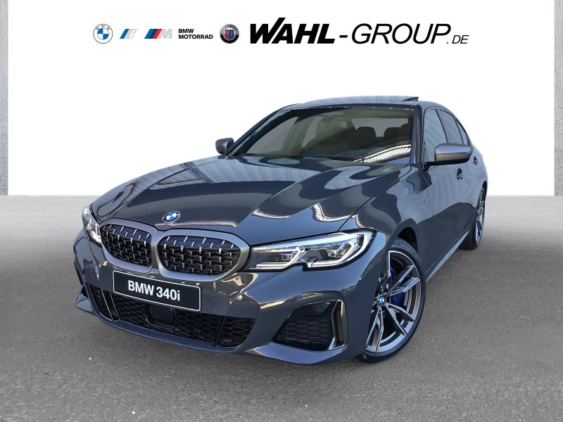 BMW M340i xDrive Limousine Head-Up HiFi DAB WLAN, Jahr 2021, Benzin