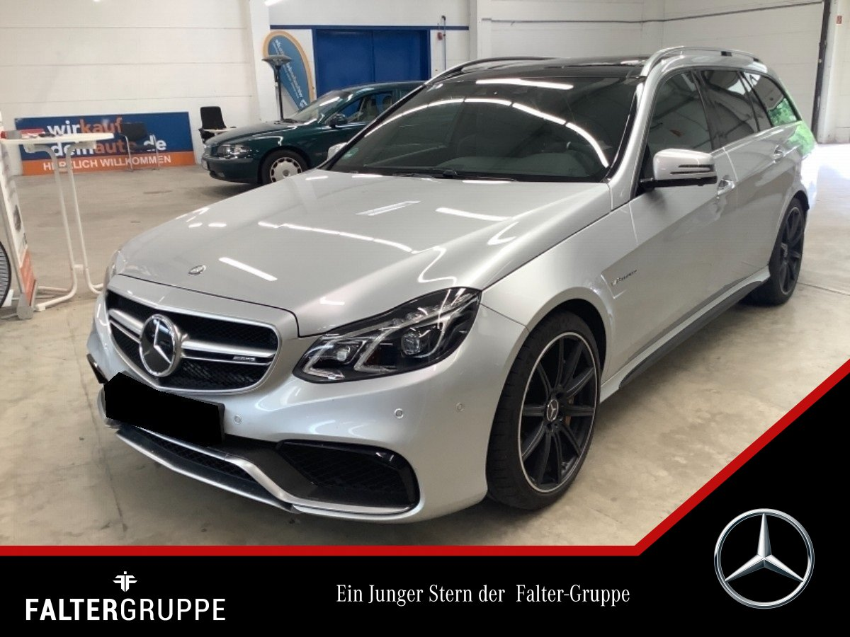 Mercedes-Benz E 63 S T 160.281,-Carbon DISTRO B&OHifi Keramik, Jahr 2016, Benzin